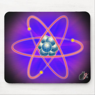 Totally Atomic Mouse Pad
