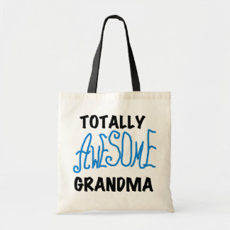 Totally Awesome Grandma - Blue Tshirts and Gifts