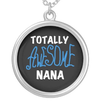 Totally Awesome Nana Blue T-shirts and Gifts Jewelry