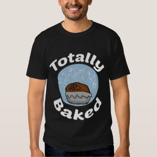Totally Baked V.2  Men's Dark Apparel Shirt