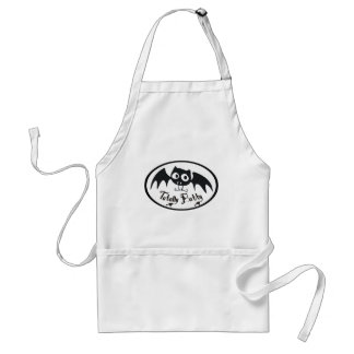 Totally Batty Standard Apron