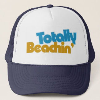 Totally Beachin Trucker Hat