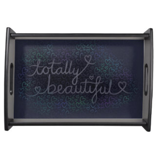 Totally Beautiful Serving Tray