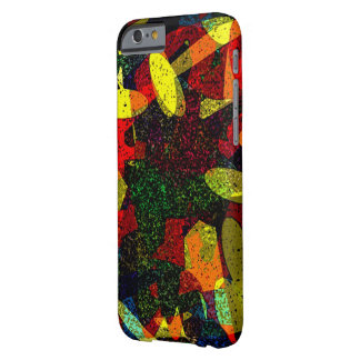Totally Colored iPhone case Barely There iPhone 6 Case