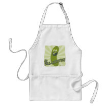 Totally Dill-lightful Pickle Standard Apron