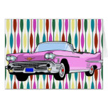 Totally Fifties Greeting Card