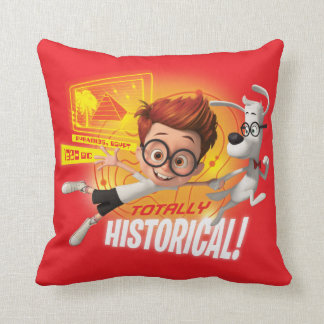 Totally Historical Cushion