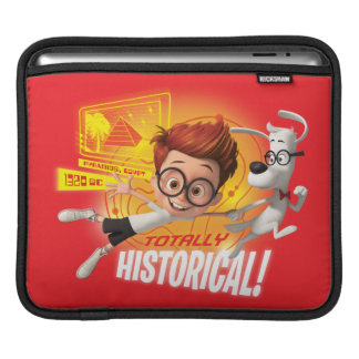 Totally Historical iPad Sleeve
