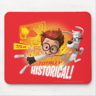 Totally Historical Mouse Pad