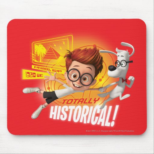 Totally Historical Mousepad