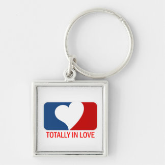 Totally in Love Key Chain
