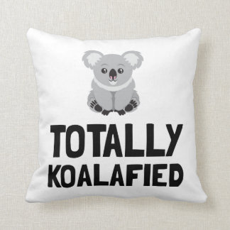 Totally Koalafied Cushion