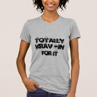 Totally Krav Maga tshirt