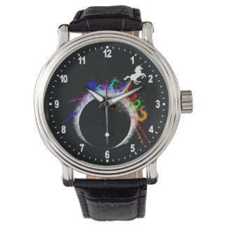 Totally magical eclipse watch