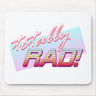 Totally RAD! Mouse Pad