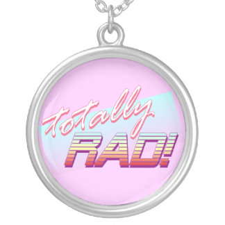 Totally RAD! Necklace