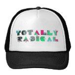 Totally radical 80s mens cap
