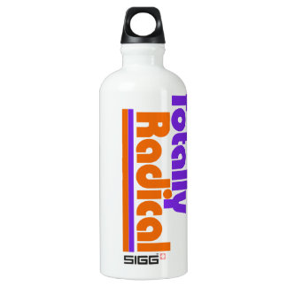 Totally RADICAL SIGG Traveller 0.6L Water Bottle