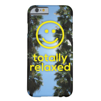 Totally Relaxed iPhone case