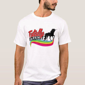 Totally Straight Unicorn T-Shirt