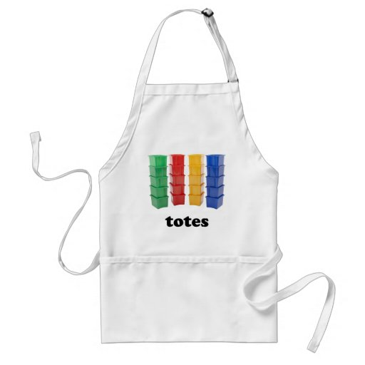 Totally Totes Aprons