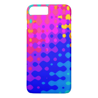 Totally Trippy Hippy Pattern iPhone 8 Plus/7 Plus Case