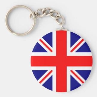Totally UK Flag! Keychains