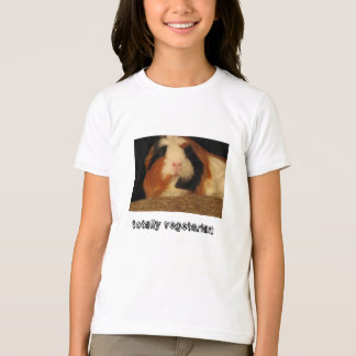 Totally Vegetarian Tshirt