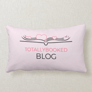 TotallyBooked Snuggle Pillow