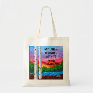 TOTE ART by Janie Bowthorpe - T3 in my treatment