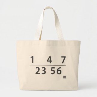 Tote Bag - brain training questions- 005