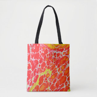 Tote Bag - Bubble Splash