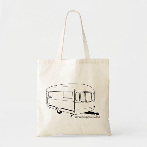 Tote Bag - Camber Sands Caravan Club