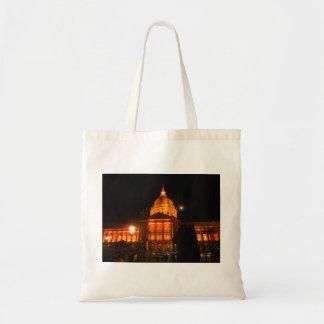 Tote Bag - color over city hall