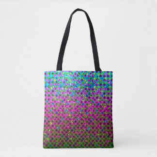 Tote Bag Crystal Bling Strass