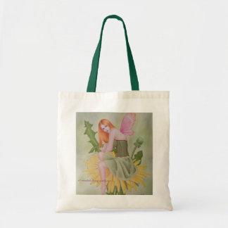 "Tote Bag ""Dandelion Fairy"""