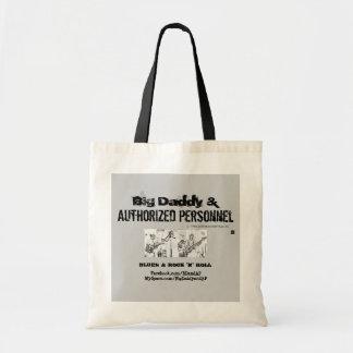 Tote / Bag Design - BD&AP Logo