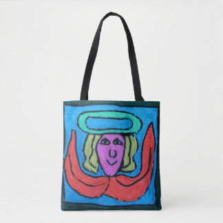 Tote Bag  for everday shopping, creative colorful
