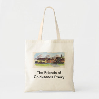 Tote Bag from the Friends of Chicksands Priory