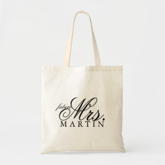 Tote Bag future Mrs.