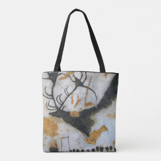 Tote Bag inspired by Ancient Indian Cave Art