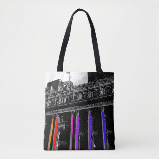 Tote Bag NYC American Architecture