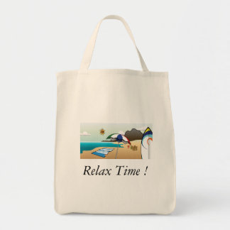 Tote Bag - Relax Time