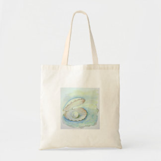 "tote bag ""Seashell Pearl"""