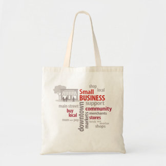 Tote Bag, Shop Local, Buy Local, Small Business