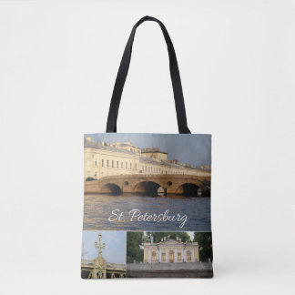 Tote Bag St. Petersburg
