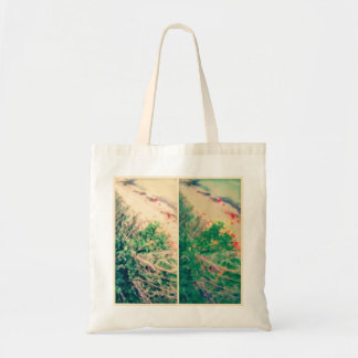 Tote bag Vintage seaside image