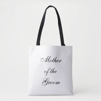Tote Bag, Wedding, Mother of the Groom