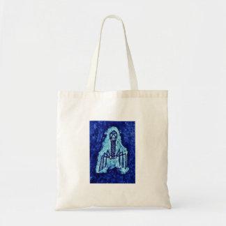 Tote Bag with Batik Virus