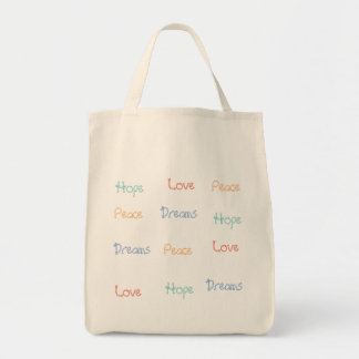 Tote Bag with beautiful message